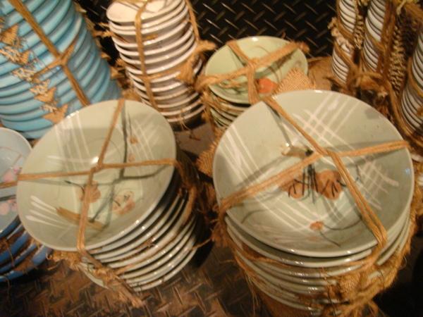 鶯歌特產-瓷碗