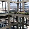 從三樓拍館景,超大的~