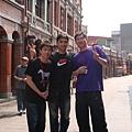 三峽老街合照之二
