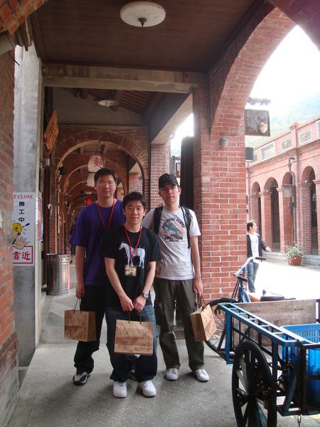 三峽老街合照之三
