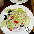 花園沙拉(油醋醬).JPG