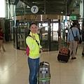 準備出曼谷機場
