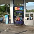 泰國的加油站