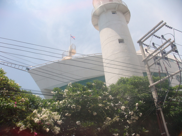 船型的建築物