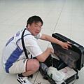 開行李箱要裝燕窩