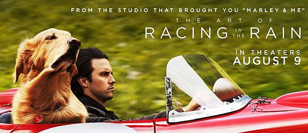 fox-releases-first-trailer-poster-for-the-art-of-racing-in-the-rain