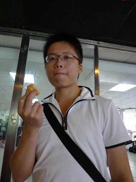 迪隆的好朋友~禹睿先生的泡芙