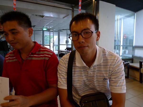 小宇跟他的大眼鏡