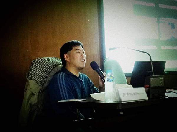 許澤生學長經驗分享