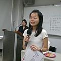也恭喜方資閔同學榮獲中大金筆獎新詩組第一名