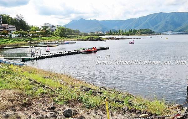 河口湖遊船 (7).JPG