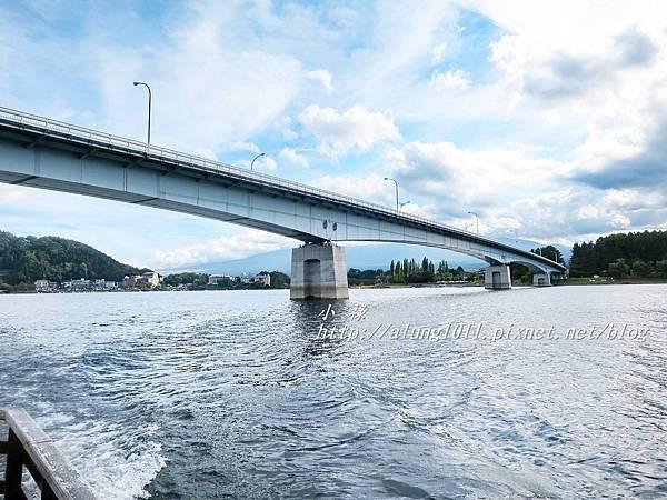 河口湖遊船 (30).JPG