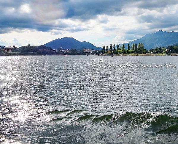 河口湖遊船 (27).JPG
