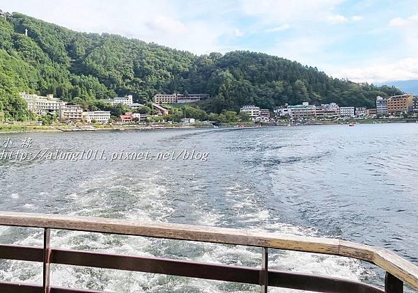河口湖遊船 (28).JPG
