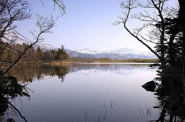 知床- 一湖