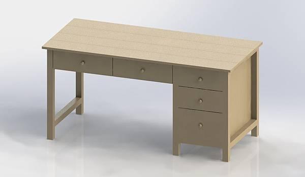 書桌-3A
