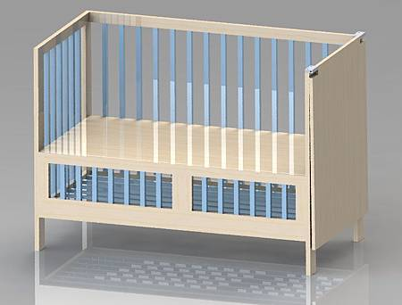 Bady 系列變形嬰兒床A-0歲-4-大床同高睡.jpg