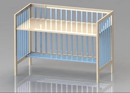 Bady 系列變形嬰兒床A-書桌.jpg