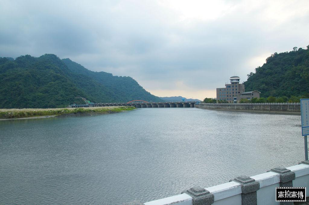 集集攔河堰