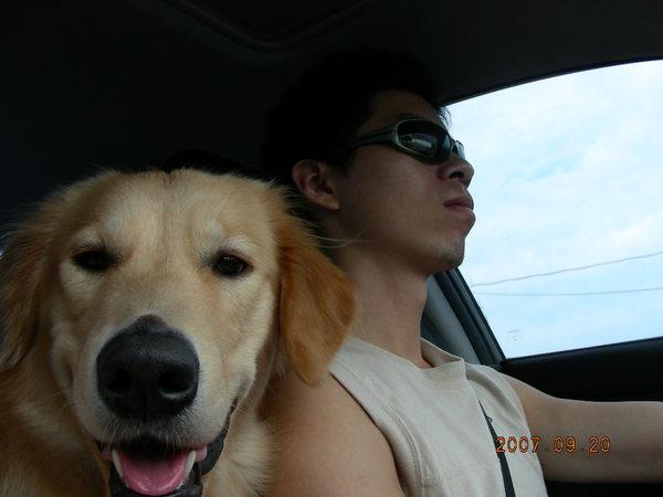 阿爸~我們又要去哪了呀