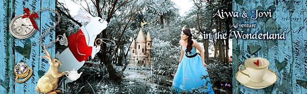 Aiwa & Jovi Adventure in the Wonderland-1121(長OK)