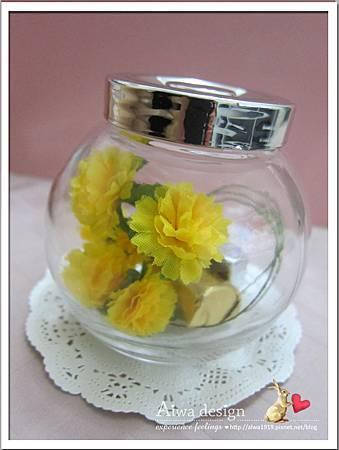 20121128-Aiwa 婚禮佈置DIY-04