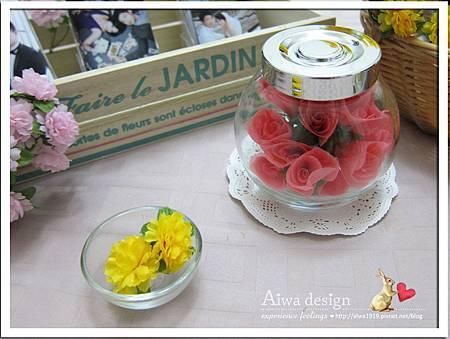 20121128-Aiwa 婚禮佈置DIY-09