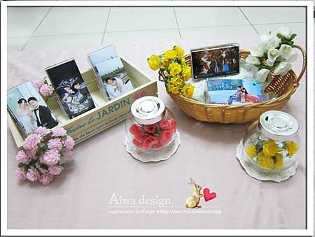 20121128-Aiwa 婚禮佈置DIY-10