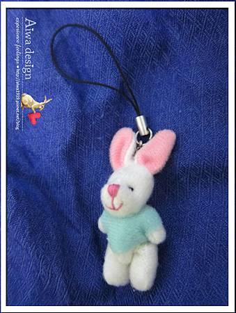 20121220-Aiwa 婚禮小物【超可愛夫妻兔】06