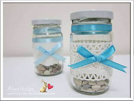 20130222-Aiwa 婚禮的果醬燭台DIY-02