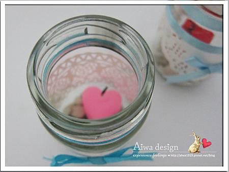 20130222-Aiwa 婚禮的果醬燭台DIY-06