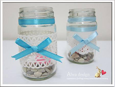 20130222-Aiwa 婚禮的果醬燭台DIY-07