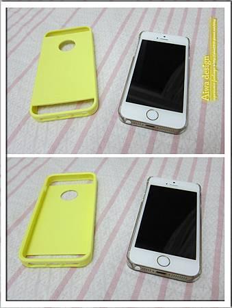 WaKase iPhone 55S手機保護殼 完美搭配任你選-3.jpg