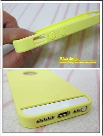 WaKase iPhone 55S手機保護殼 完美搭配任你選-4.jpg