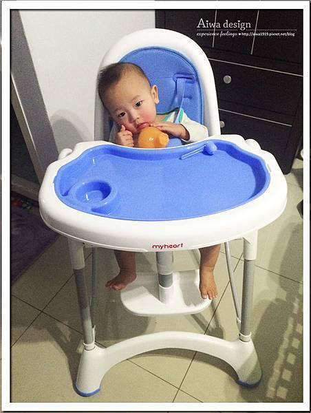 myheart折疊式兒童安全餐椅,好清洗、好收納-10.jpg