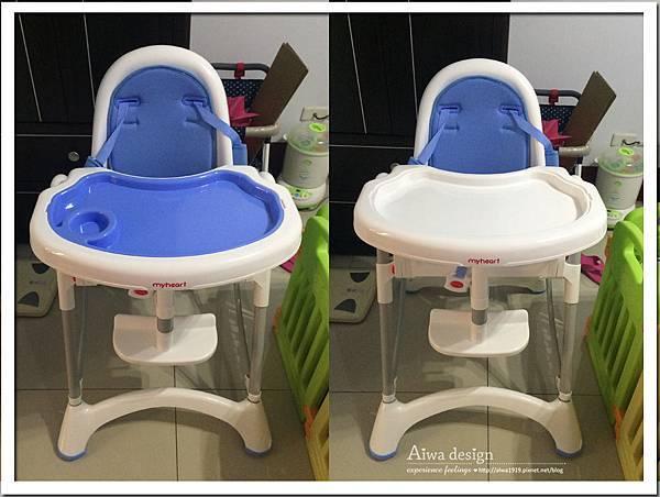 myheart折疊式兒童安全餐椅,好清洗、好收納-21.jpg