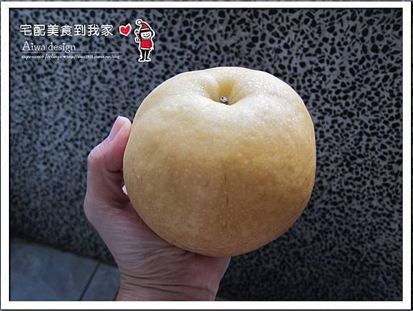 新興梨禮盒《新社龍安果園水梨》果實豐潤飽滿-22.jpg
