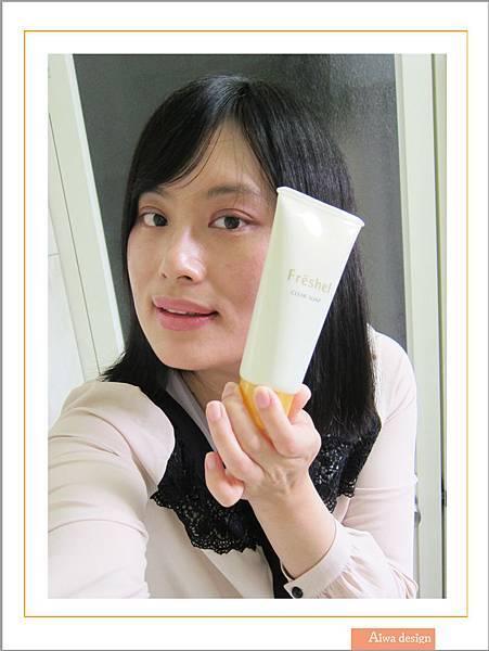 膚蕊Freshel超人氣潔顏品,卸粧按摩霜泡沫皂霜改良新登場-19.jpg