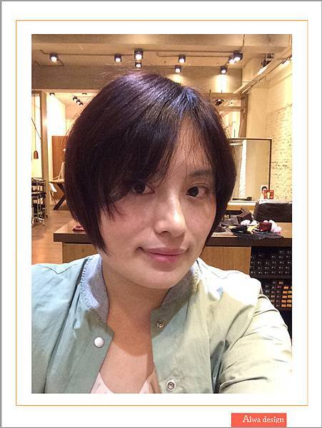 【新竹美髮推薦:精萃髮廊】夏日變髮大作戰!剪個修飾臉型又好整理的俏麗短髮-24.jpg