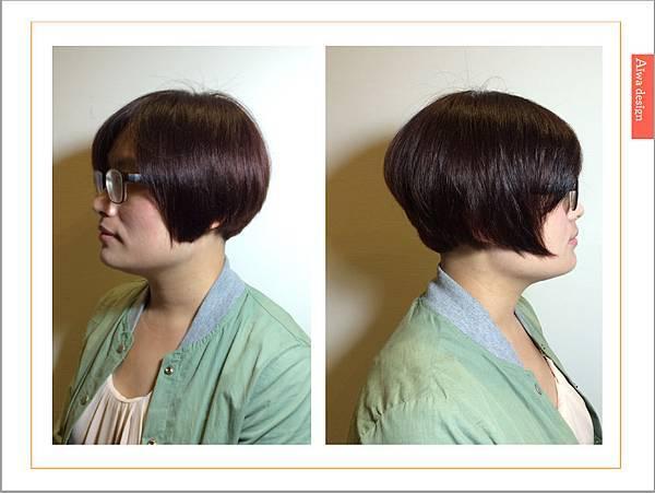 【新竹美髮推薦:精萃髮廊】夏日變髮大作戰!剪個修飾臉型又好整理的俏麗短髮-28.jpg