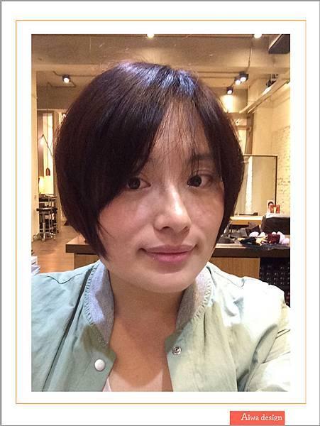 【新竹美髮推薦:精萃髮廊】夏日變髮大作戰!剪個修飾臉型又好整理的俏麗短髮-35.jpg