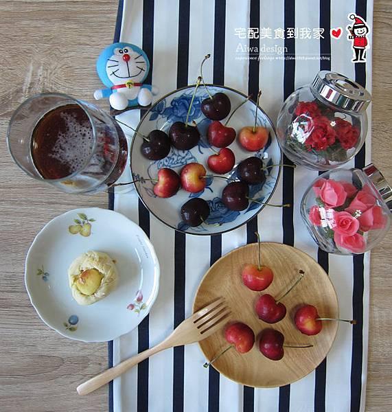 果夏GrowShop!華盛頓空運紅白櫻桃,口感好細緻,甜到心坎裡-01.jpg