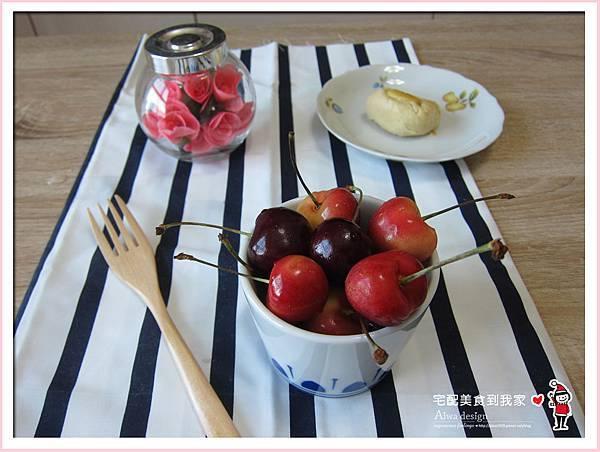 果夏GrowShop!華盛頓空運紅白櫻桃,口感好細緻,甜到心坎裡-06.jpg