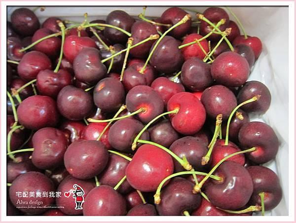 果夏GrowShop!華盛頓空運紅白櫻桃,口感好細緻,甜到心坎裡-18.jpg