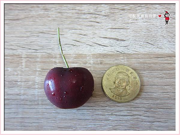 果夏GrowShop!華盛頓空運紅白櫻桃,口感好細緻,甜到心坎裡-20.jpg