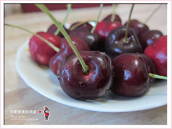 果夏GrowShop!華盛頓空運紅白櫻桃,口感好細緻,甜到心坎裡-22.jpg