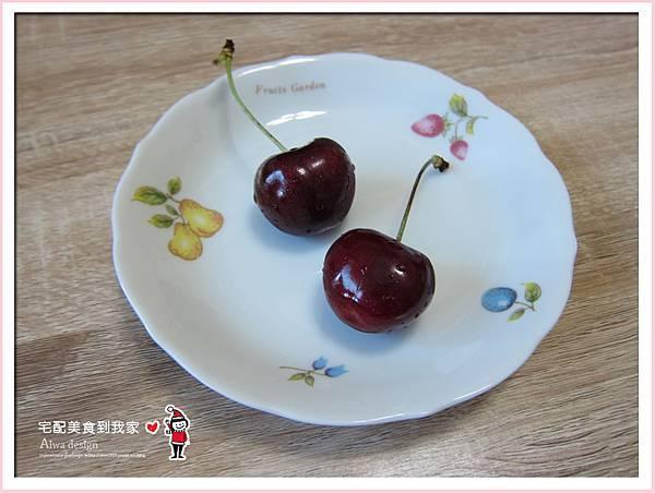 果夏GrowShop!華盛頓空運紅白櫻桃,口感好細緻,甜到心坎裡-23.jpg