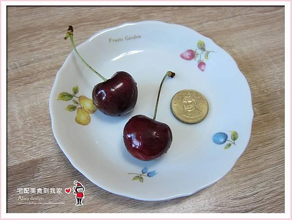 果夏GrowShop!華盛頓空運紅白櫻桃,口感好細緻,甜到心坎裡-24.jpg