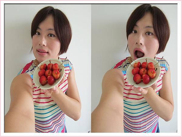果夏GrowShop!華盛頓空運紅白櫻桃,口感好細緻,甜到心坎裡-37.jpg