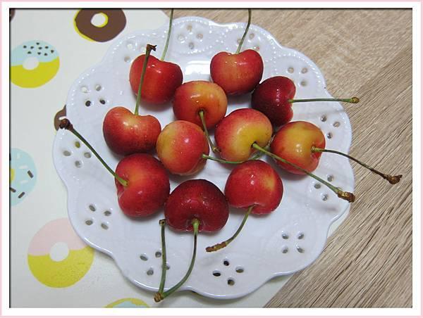 果夏GrowShop!華盛頓空運紅白櫻桃,口感好細緻,甜到心坎裡-38.jpg